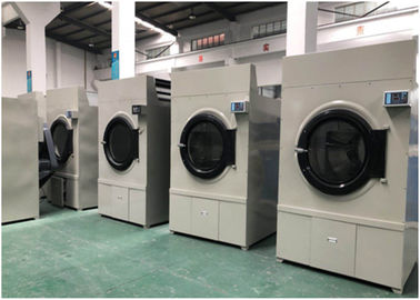0.75kw Integrated Washer Dryer Equipment 20kg Capacity 0.4-0.6MPA Steam Pressure